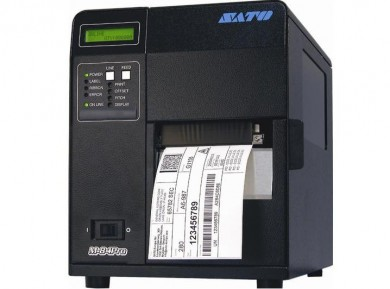 M84PRO - Новият промишлен принтер с висока резолюция