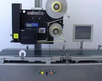 АПЕС 3 - Автоматична претегляща етикетираща система