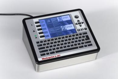 X2JET plus Touch - високоскоростен контролер и 3 вида печатащи глави