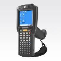 MC3000-мобилен ръчен терминал