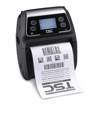 Alpha-4L - най-новият преносим принтер за етикети на TSC