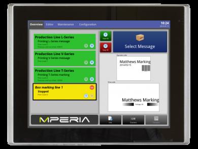 Контролер MPERIA™ - иновация в управлението на разнообразни технологии на печат